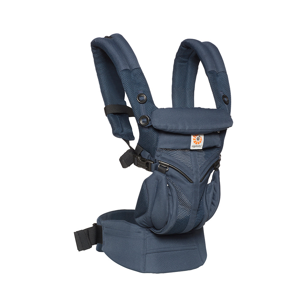 Ergobaby Omni 360 Cool Air Mesh Baby Carrier - Midnight Blue (2)