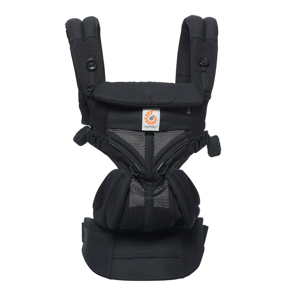 Ergobaby Omni 360 Cool Air Mesh Baby Carrier - Onyx Black