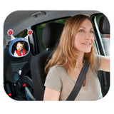 Benbat Oly Active Baby Car Mirror - Blue (1)