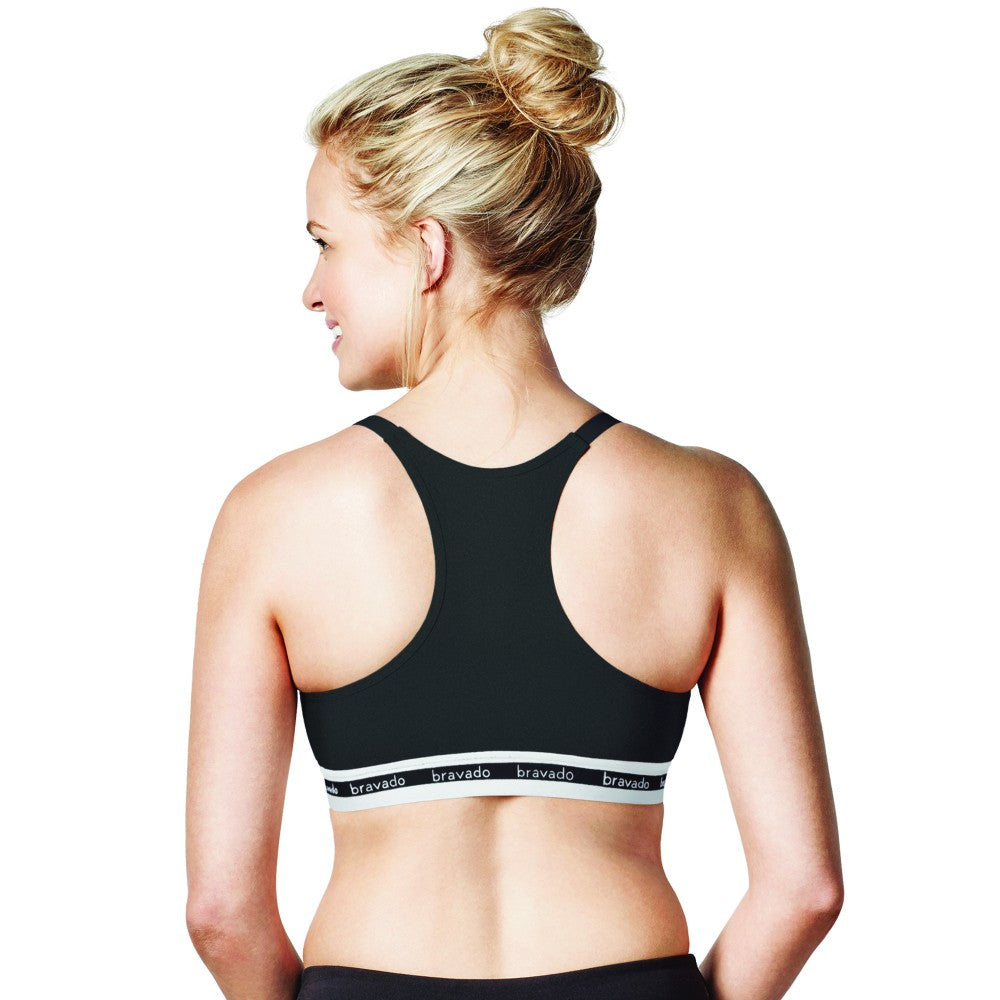 Bravado Original Nursing Bra - Black L (2)