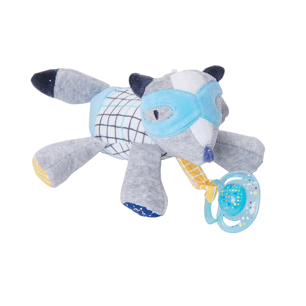 Bubble Soother Buddy - Flash the Fox