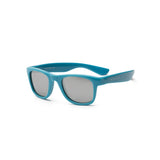 Koolsun Wave Kids Sunglasses - Cendre Blue 1-5 yrs