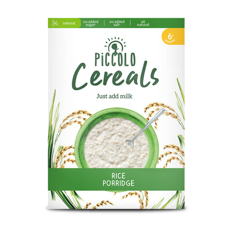 Piccolo Baby Rice Cereal