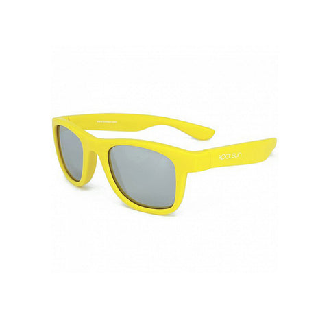 Koolsun Wave Kids Sunglasses - Empire Yellow 3-10 yrs