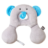 Benbat Travel Friends Total Support Headrest 0-12m - Elephant