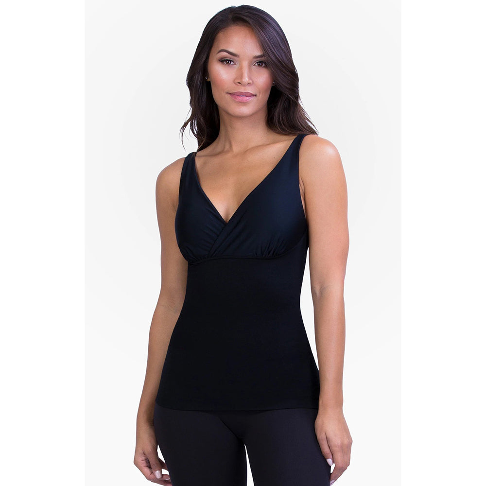 Belly Bandit Mother Tucker Nursing Tank - Black-S