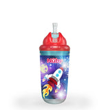 Nuby Light Up Flip-it Insulated Cup - Rockets