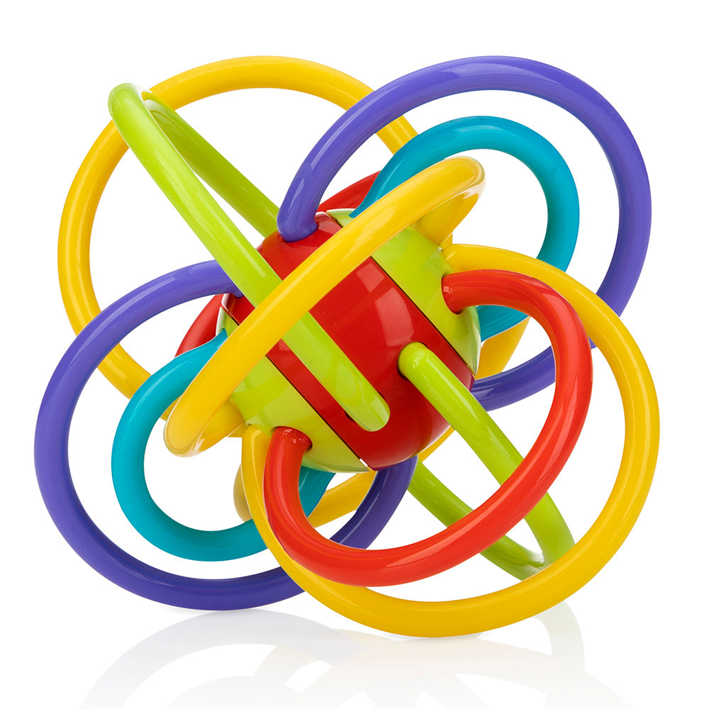 Nuby Lots-a-loops Teether