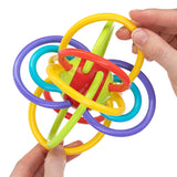Nuby Lots-a-loops Teether (2)