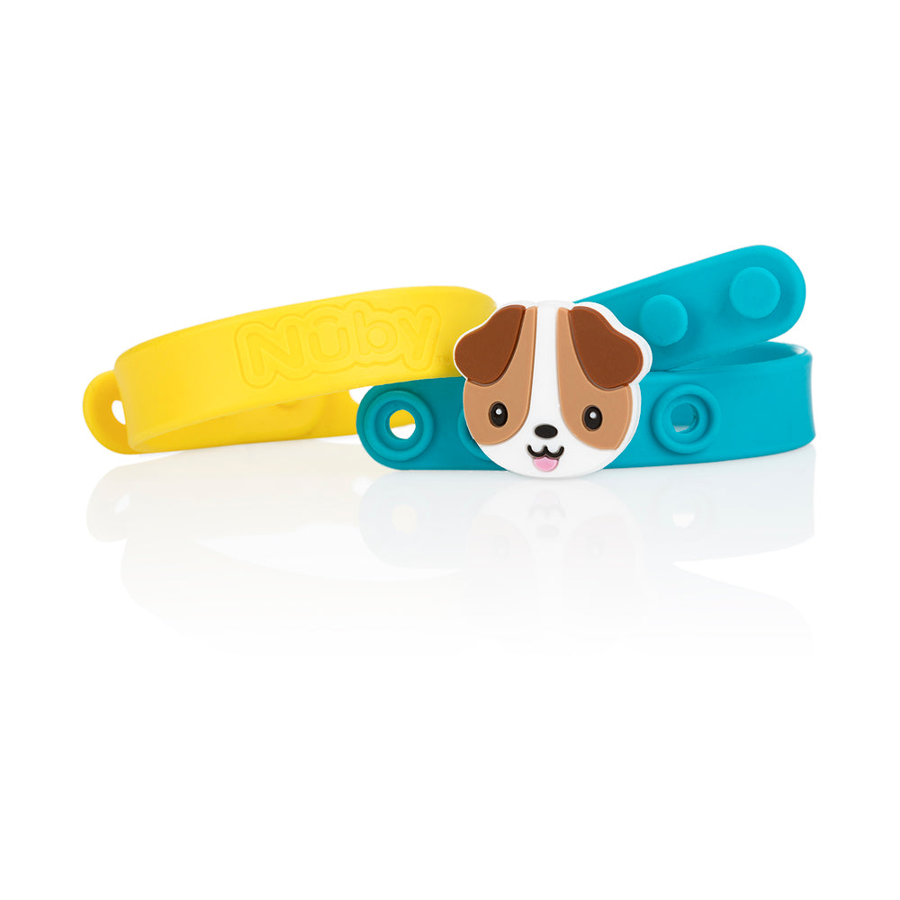 Nuby All Natural Mosquito Repellent Bracelets - Dog