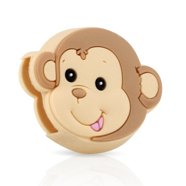 Nuby All Natural Mosquito Repellent Bracelets - Monkey (3)