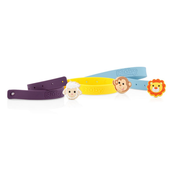 Nuby All Natural Mosquito Repellent Bracelets - Monkey (4)