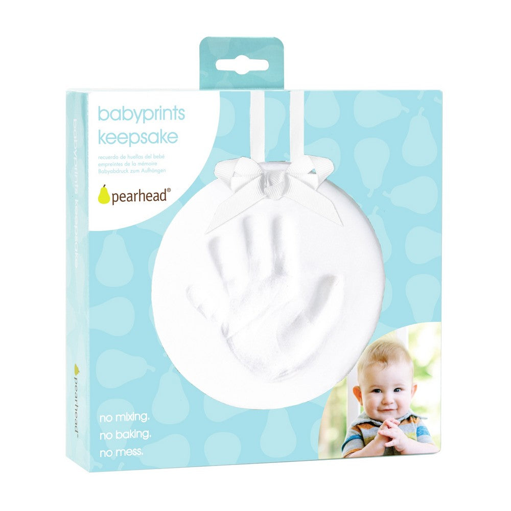 Pearhead Babyprints Keepsake Year Round - White (4)