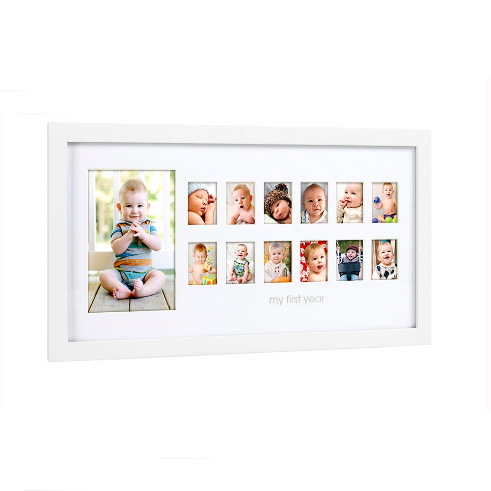 Pearhead Photo Moments Frame - White