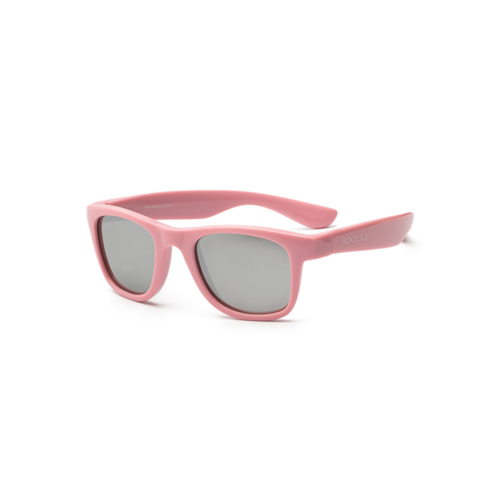 Koolsun Wave Kids Sunglasses - Pink Sachet 1-5 yrs