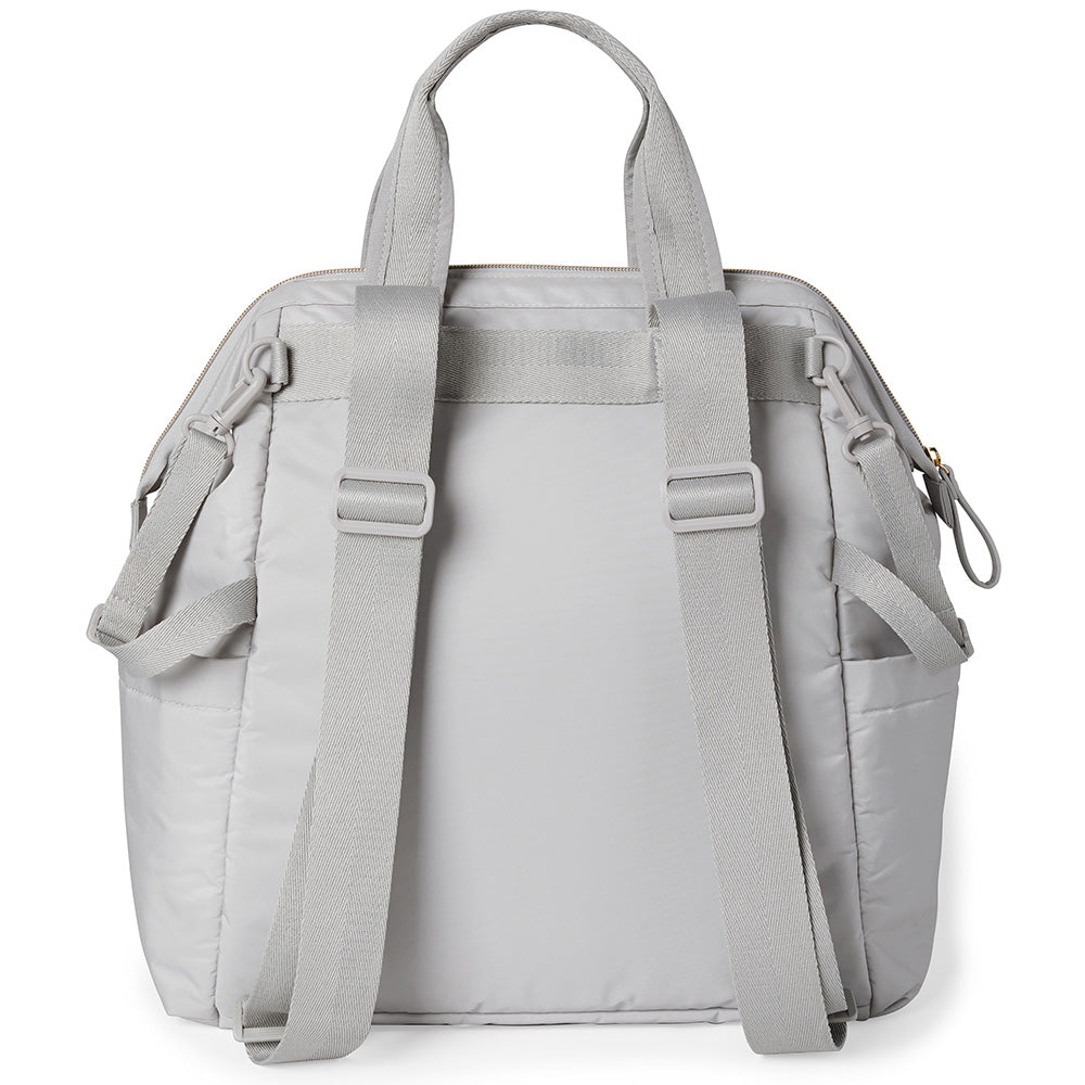 Skip Hop Mainframe Wide Open Backpack - Cement (5)