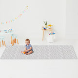 Skip Hop Doubleplay Reversible Playmat - Little Travelers (3)