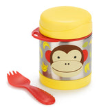 Skip Hop Zoo Insulated Food Jar - Monkey (1)