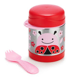 Skip Hop Zoo Insulated Food Jar - Ladybug (1)