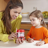 Skip Hop Zoo Insulated Food Jar - Ladybug (3)