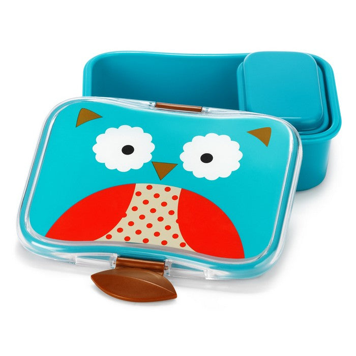 Skip Hop Zoo Lunch Kit - Owl (1)