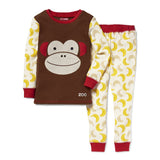 Skip Hop Zoo Pajamas - Monkey - 4T