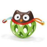 Skip Hop Explore & More Roll-Around Rattles - Owl