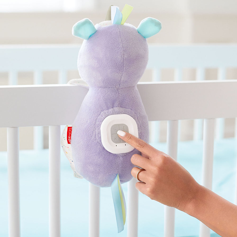 Skip Hop Cry-Activated Soother - Unicorn (3)