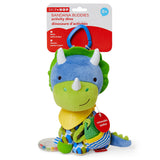 Skip Hop Bandana Buddies Activity Toy - Dino (1)