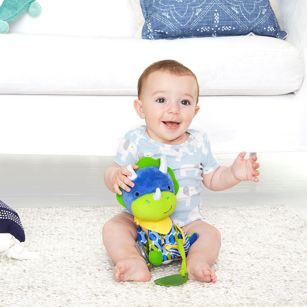 Skip Hop Bandana Buddies Activity Toy - Dino (3)
