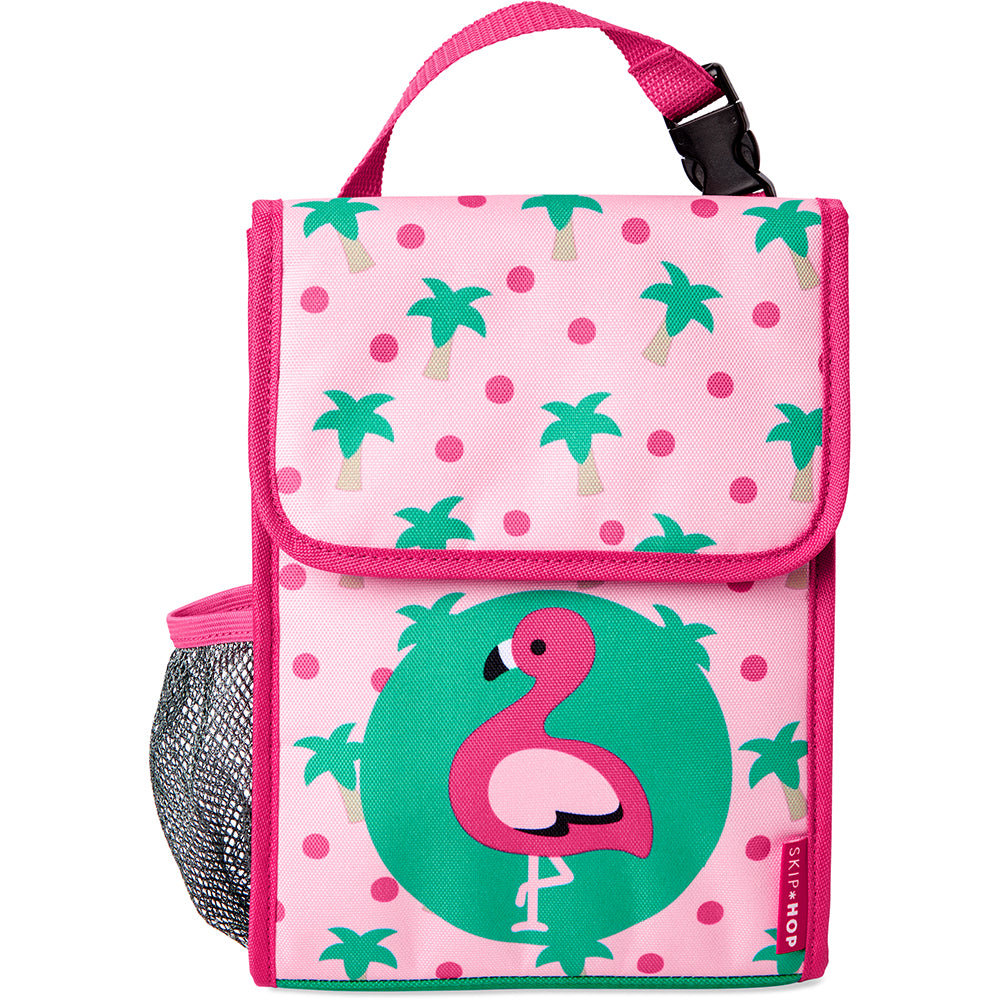 Skip Hop Zoo Lunch Bag - Flamingo