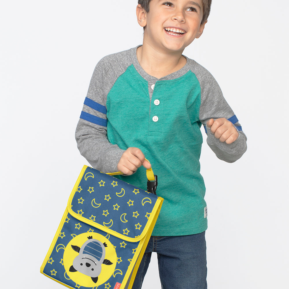Skip Hop Zoo Lunch Bag - Bat