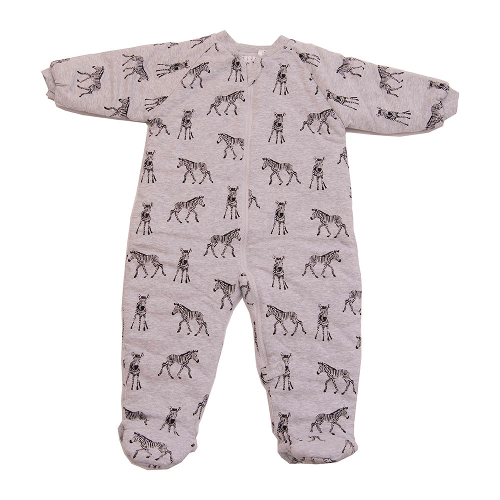 Plum Walker 3.0 Tog 12-18m - Sketch Zebra