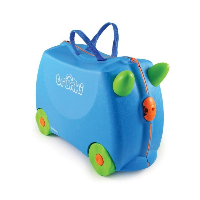 Trunki Suitcase - Terrance Blue
