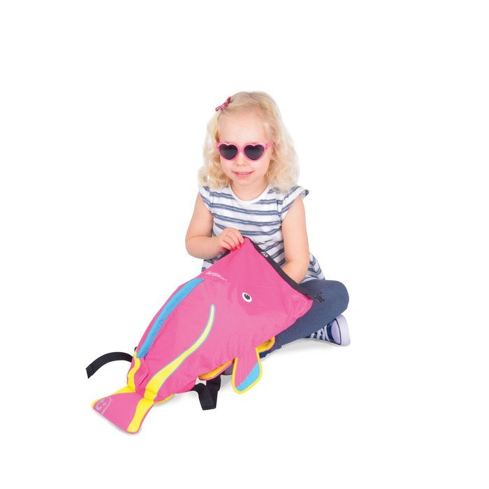 Trunki PaddlePak - Coral - M (2)