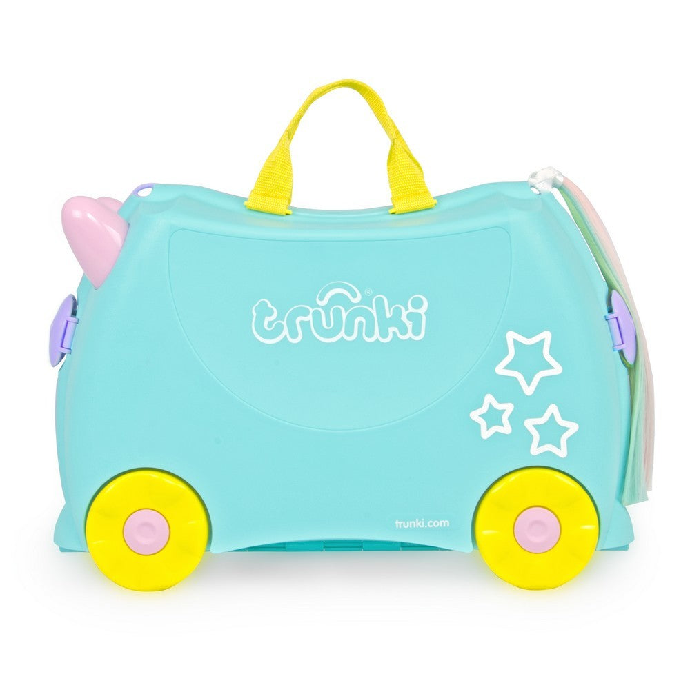 Trunki Suitcase - Una the Unicorn (2)