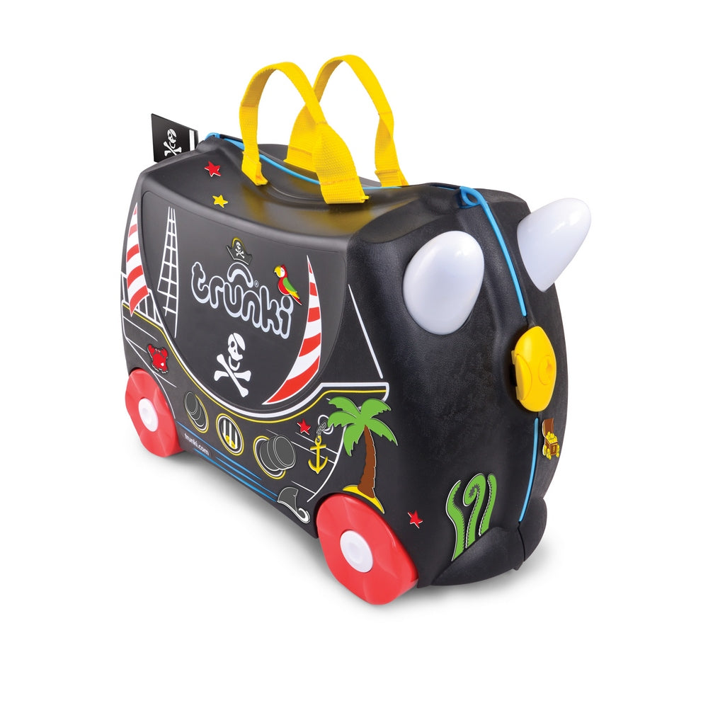 Trunki Suitcase - Pedro the Pirate Ship (1)