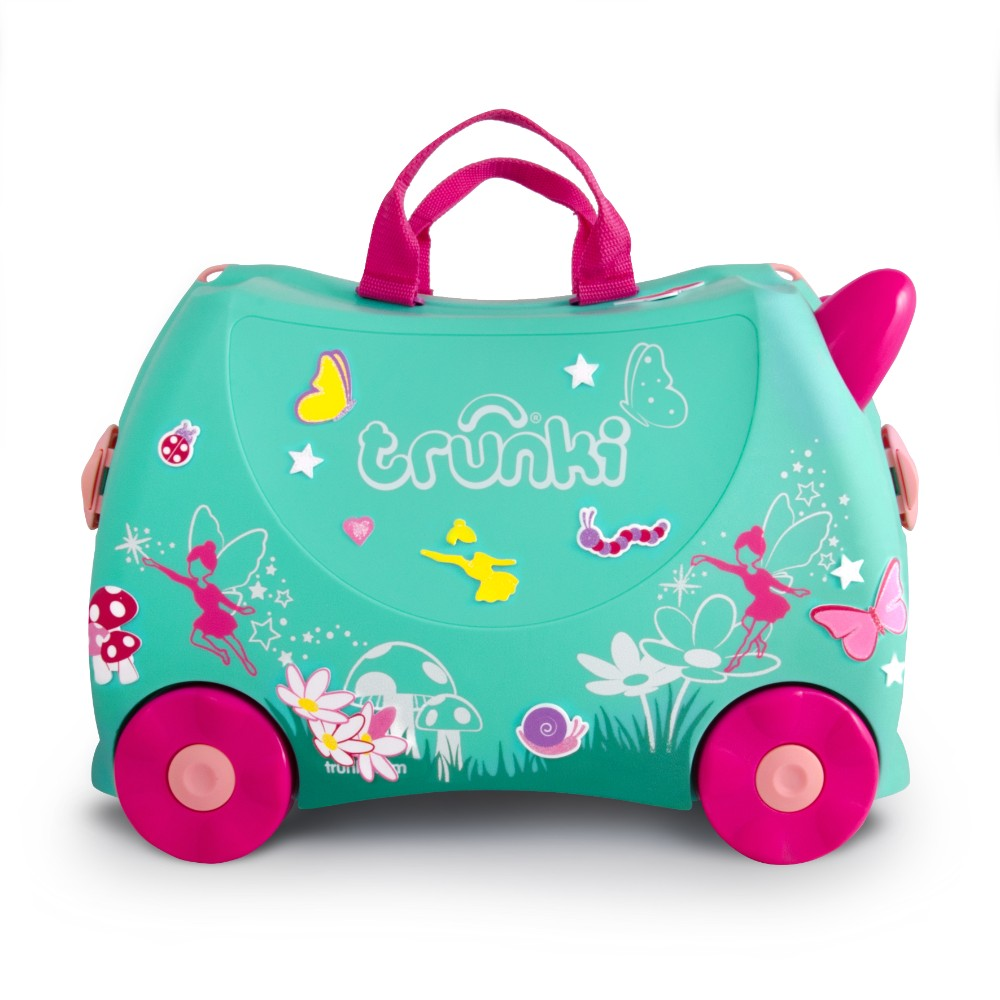 Trunki Suitcase - Flora the Fairy (3)