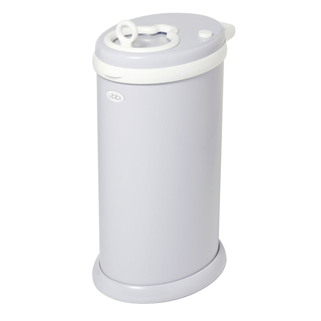 Ubbi Diaper Pail - Grey (1)