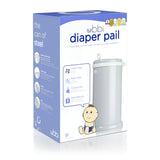 Ubbi Diaper Pail - Grey (2)