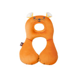 Benbat™ Travel Set (Headrest+Seat Belt Pals) 1-4yrs - Mouse