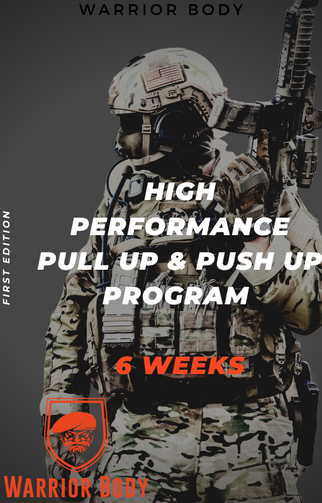 HIGH PERFORMANCE PULL UP & PUSH UP PROGRAM - WarriorBody