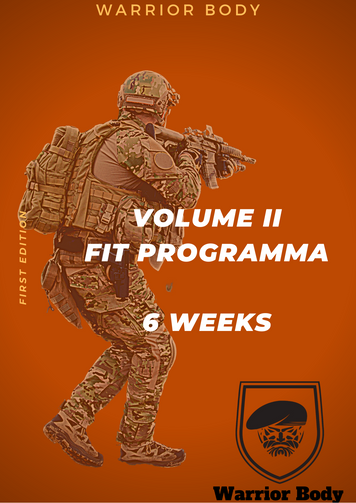 Volume II Fit Programma 6 Weeks - WarriorBody