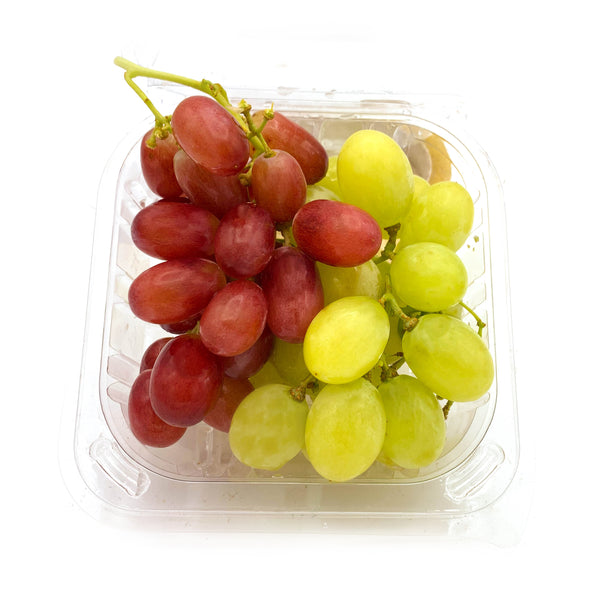 Red and Green Grape Tub