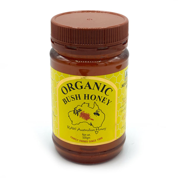 Organic Bush Honey