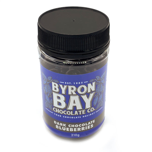 Byron Bay Chocolate Co. - Dark Chocolate Blueberries