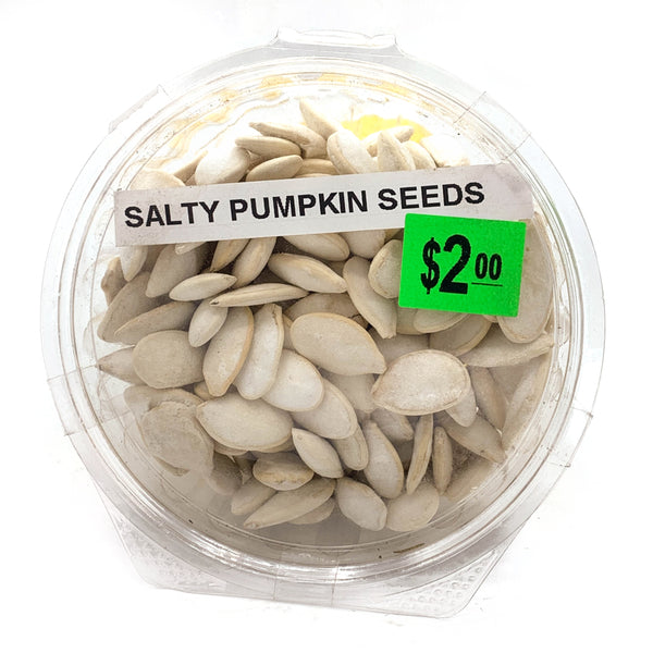 Yummy - Salty Pumpkin Seeds