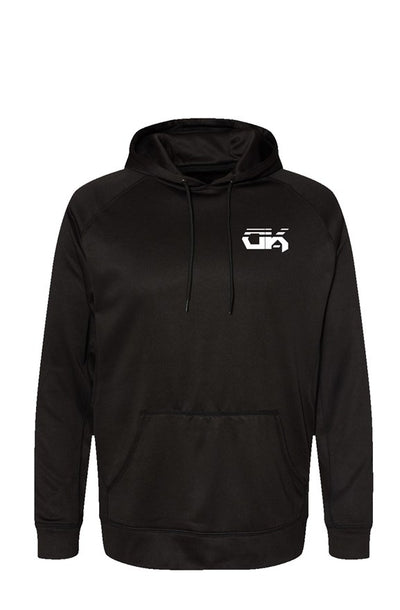 Performance Raglan Pullover Sweatshirt