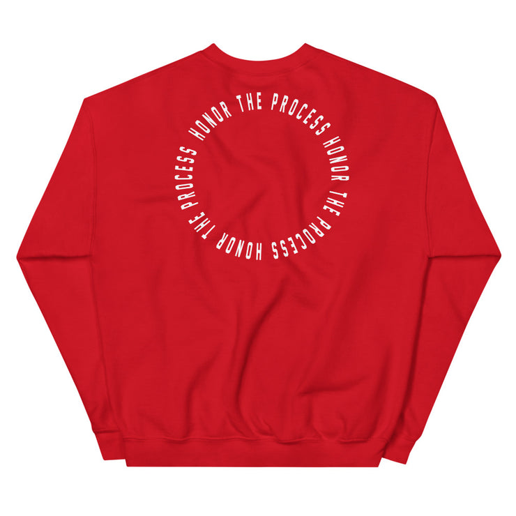 Honor the process Sweatshirt