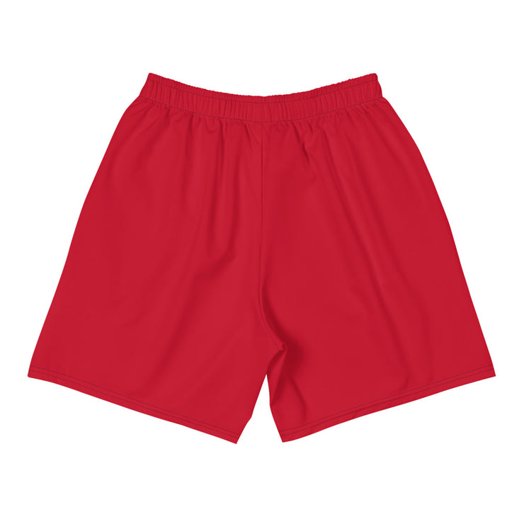 Dog Mentality (Red) shorts